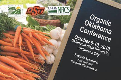 Organic Oklahoma Conference @ Oklahoma City (OSU-OKC Student Center)