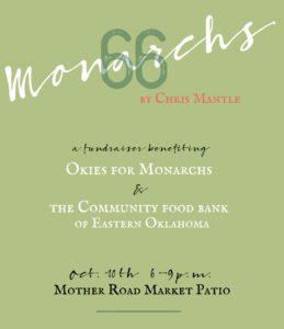 66 Monarchs Art Auction and Fundraiser @ Tulsa (Mother Road Market)