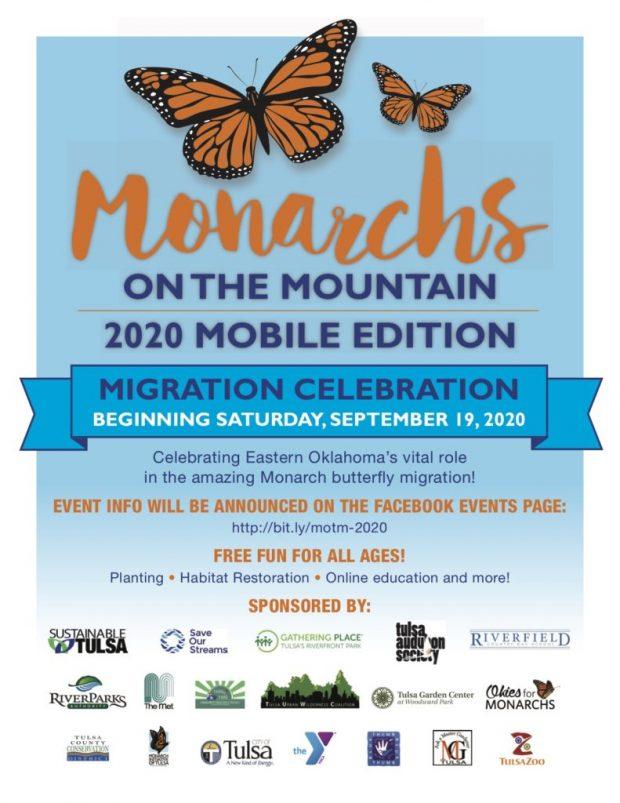 Monarchs on the Mountain 2020