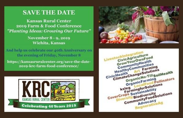Kansas Rural Center Conference 2019