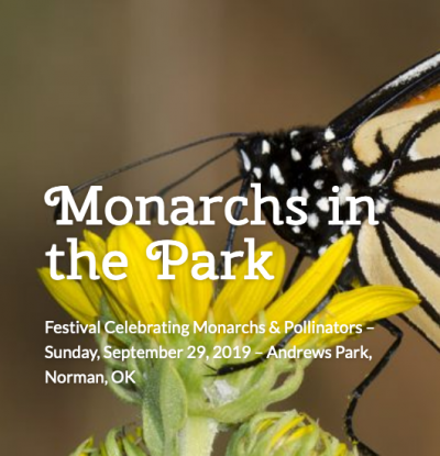 Monarchs in the Park 2019 @ Norman (Andrews Park)