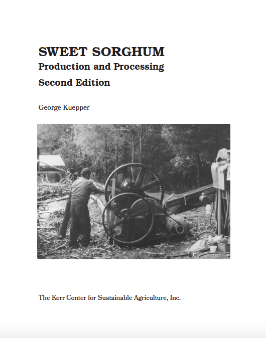 Sweet Sorghum: Production and Processing, Second Edition