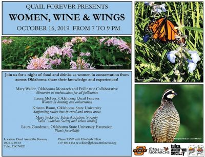 Women, Wine, and Wings @ Tulsa (Dead Armadillo Brewery)