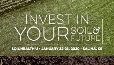 Soil Health U @ Salina, KS (Tony's Pizza Events Center)