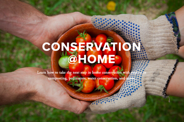 Conservation @Home: Building Community Resiliency