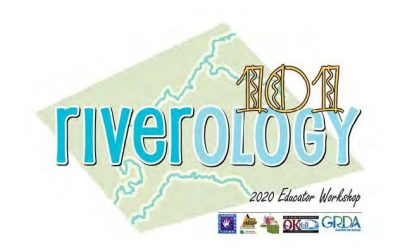 CANCELED: Blue Thumb Riverology 101 @ Langley (GRDA Ecosystems and Education Center)