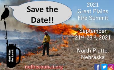 Great Plains Fire Summit 2021 @ North Platte, NE (Sandhills Convention Center)