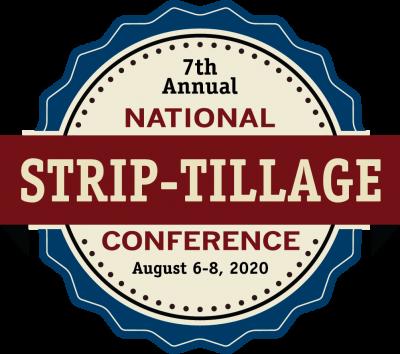 Virtual National Strip Tillage Conference @ online