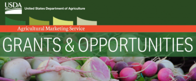 Webinar: USDA Urban Agriculture Grants @ online