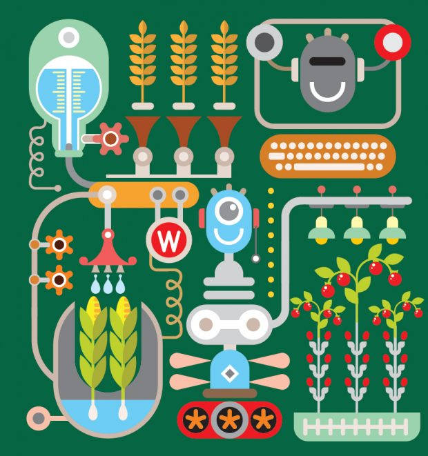 President's Note: Automation in Agriculture
