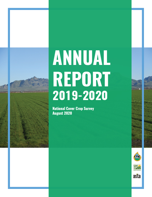 Cover Crops: National Survey Documents Benefits and Expanded Acreage