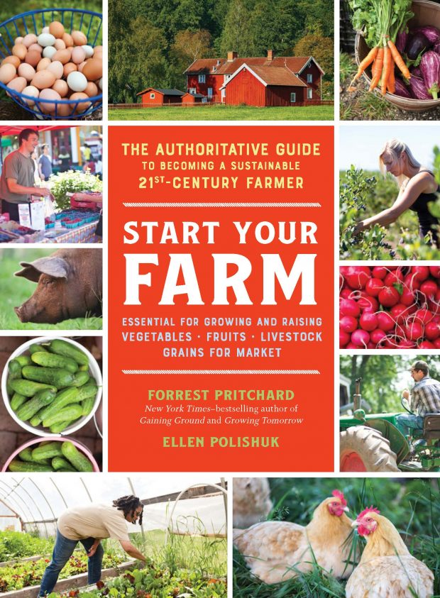 President's Note: Book Review: Start Your Farm