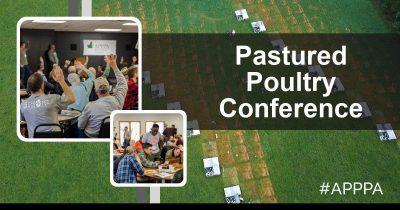 Pastured Poultry Conference @ online