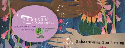 EcoFarm Conference @ online