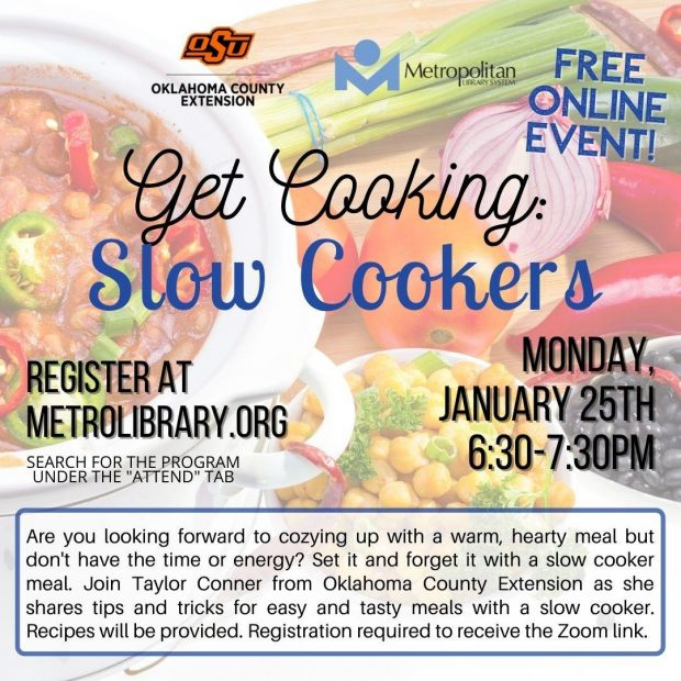 Get Cooking: Slow Cookers