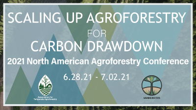 North American Agroforestry Conference 2021 @ online