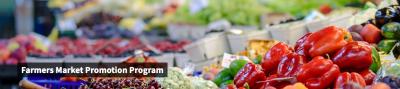 Grant Application Deadline: Farmers Market Promotion Program (FMPP) @ n/a