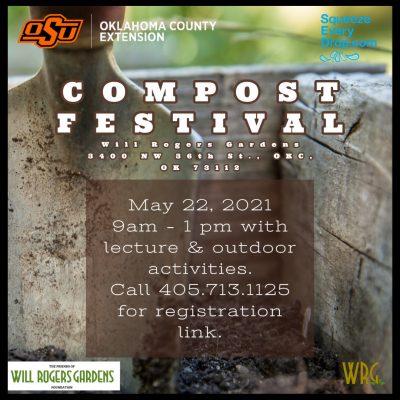 Composting Festival @ Oklahoma City (Will Rogers Gardens)